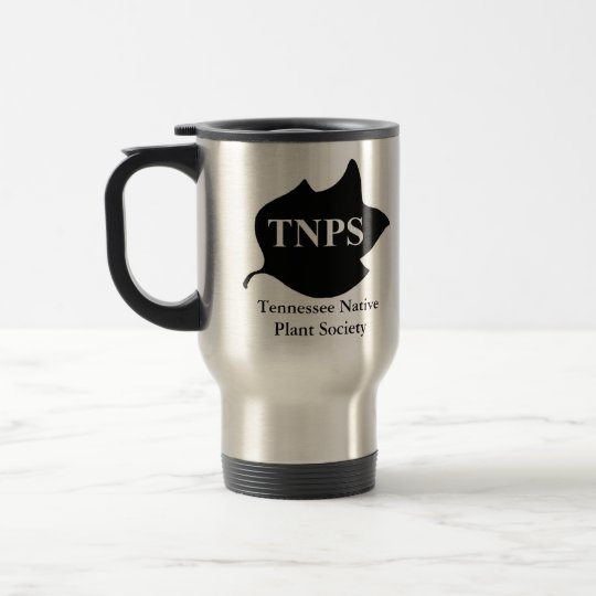 Travel Mug with TNPS Poplar Leaf Logo