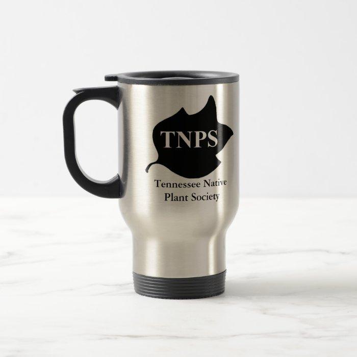 Travel Mug with TNPS Poplar Leaf Logo