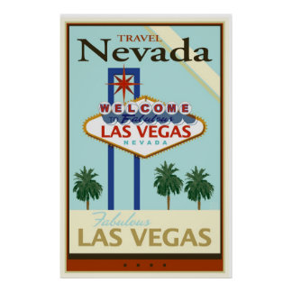 Travel Nevada Poster