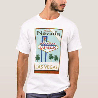 Travel Nevada T-Shirt