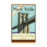Travel New York Postcards