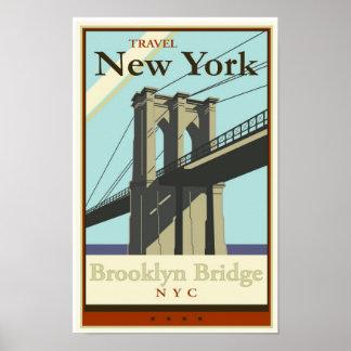Travel New York Print