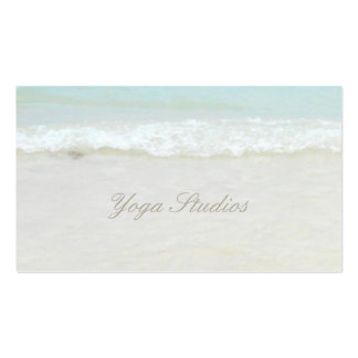 Travel Ocean Agent Agency Business Cards