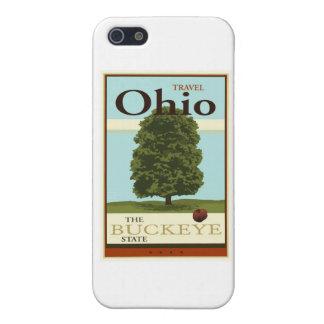 Travel Ohio Case For iPhone 5/5S