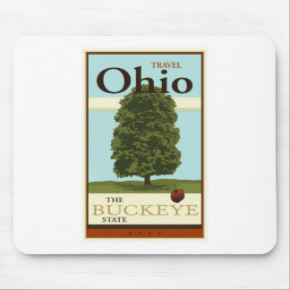 Travel Ohio Mouse Mat