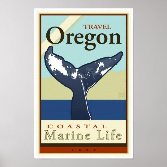 Travel Oregon Poster