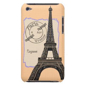 Travel Paris France iPod Case-Mate Cases