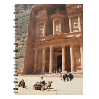 Travel 'Petra' Notebook