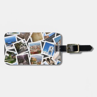 Travel Photos Luggage Tag
