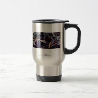 Travel Plans By Menzel Adolph Von Coffee Mugs