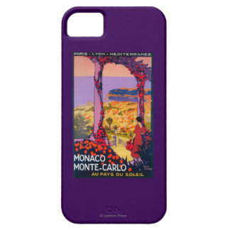 Travel Promotional Poster Barely There iPhone 5 Case
