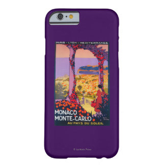 Travel Promotional Poster Barely There iPhone 6 Case