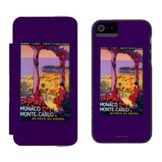 Travel Promotional Poster Incipio Watson™ iPhone 5 Wallet Case