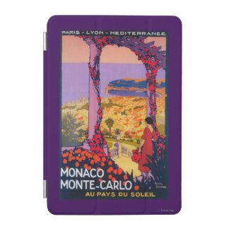 Travel Promotional Poster iPad Mini Cover