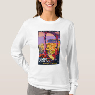 Travel Promotional Poster T-Shirt