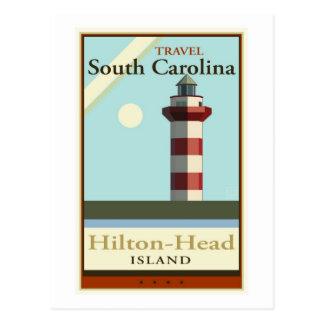 Travel South Carolina Postcard