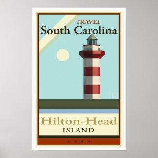 Travel South Carolina Posters