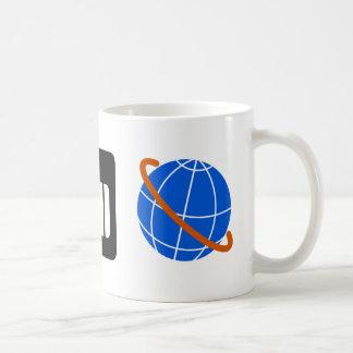 Travel Symbols Mug