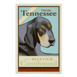 Travel Tennessee Poster