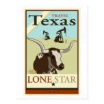 Travel Texas Postcards