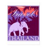Travel Thailand white elephant