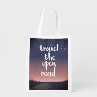 Travel the open road