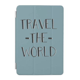 Travel The World Smart Cover iPad Mini Cover