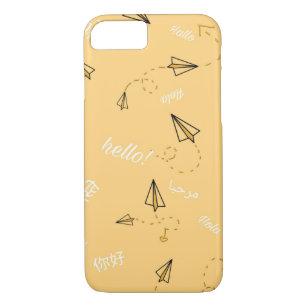 iphone 8 case travel theme