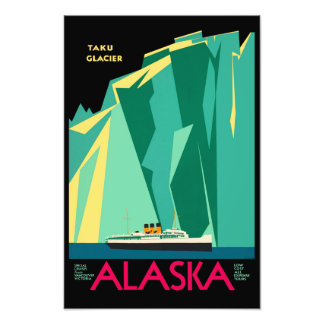 Travel to Alaska AK Taku Glacier Special Cruises : Photograph