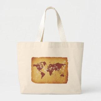 Travel Tote Jumbo Tote Bag