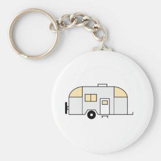 Travel Trailer Key Ring