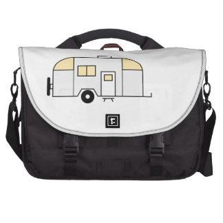 Travel Trailer Laptop Shoulder Bag