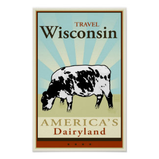 Travel Wisconsin Poster