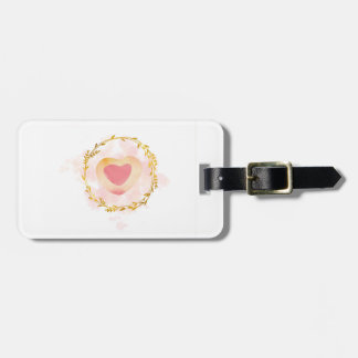Travel with Love! Luggage Tag