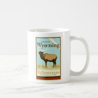 Travel Wyoming Coffee Mug