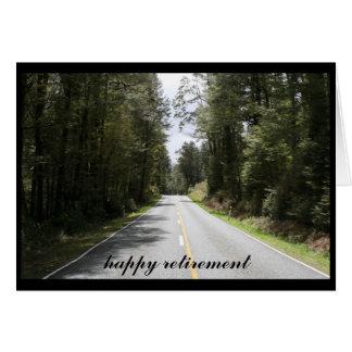 traveled roads card