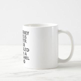 Traveled With A Field Spaniel Life Partner Coffee Mug