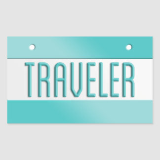 Traveler Stickers