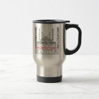 Traveler's Mug, ARCHITECTURE Travel Mug