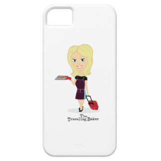 Traveling Baker iPhone 5 Cover