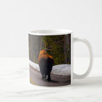 Traveling Buffalo Mug