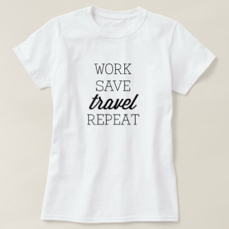 Traveling Cycle T-Shirt