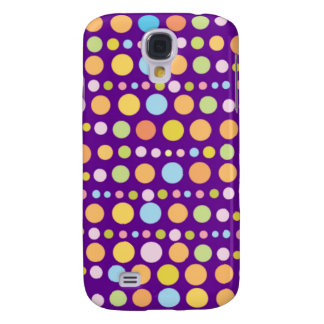 Traveling Dots 1 Galaxy S4 Case