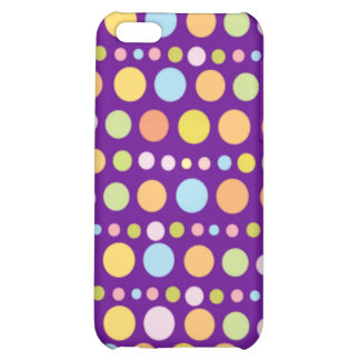 Traveling Dots 1 iPhone 5C Cover