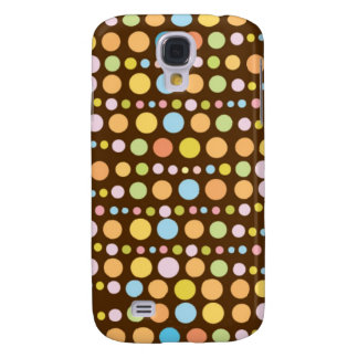 Traveling Dots 2 Galaxy S4 Cover