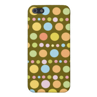 Traveling Dots 4 iPhone 5 Case