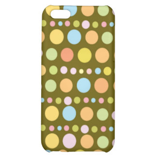 Traveling Dots 4 iPhone 5C Cover