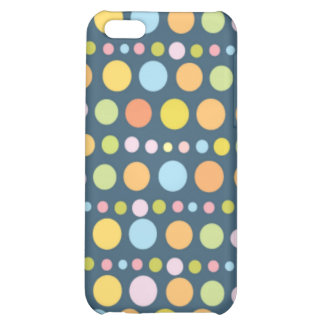 Traveling Dots 5 iPhone 5C Cases