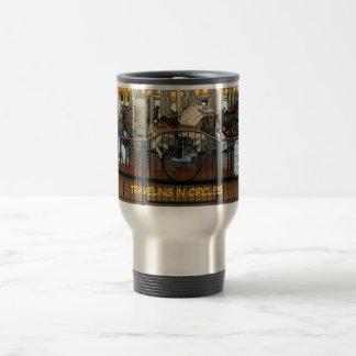 Traveling in Circles travel mug