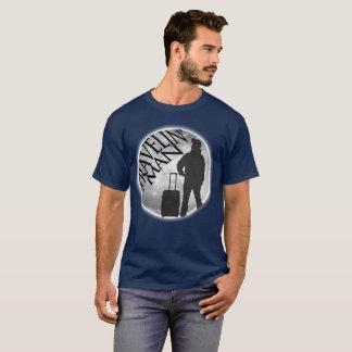 Traveling Man 2 T-Shirt